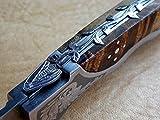 Taschenmesser Laguiole Outdoormesser Designer-Messer Klappmesser (4165)