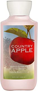 Bath & Body Works Country Apple Shea & Vitamin E Body Lotion, 8 Ounce