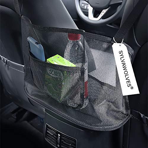 Car Net Pocket Handbag Holder Se...