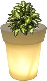 yuccabe italia LED Eln 20 Inches Planter
