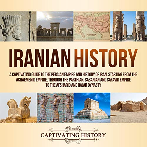 Iranian History audiobook cover art