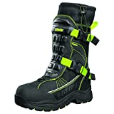 Castle X Barrier 2 Snowmobile Boot Hi-Viz Size 11