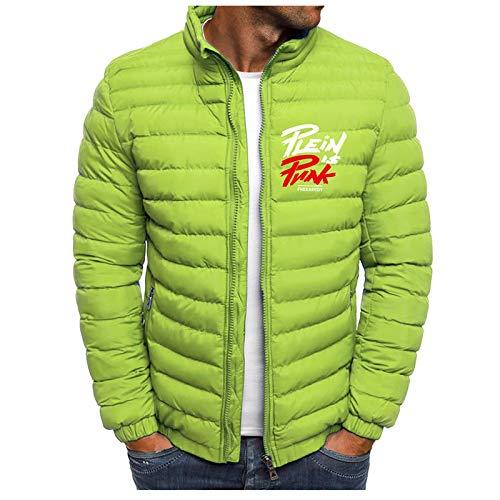 sportliche Übergangsjacke Moderne leichte Winterjacke modische Jacke für Männer