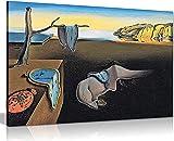 Salvador Dali Persistance Of Time Kunstdruck Leinwand