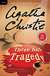 Cover of Three Act Tragedy