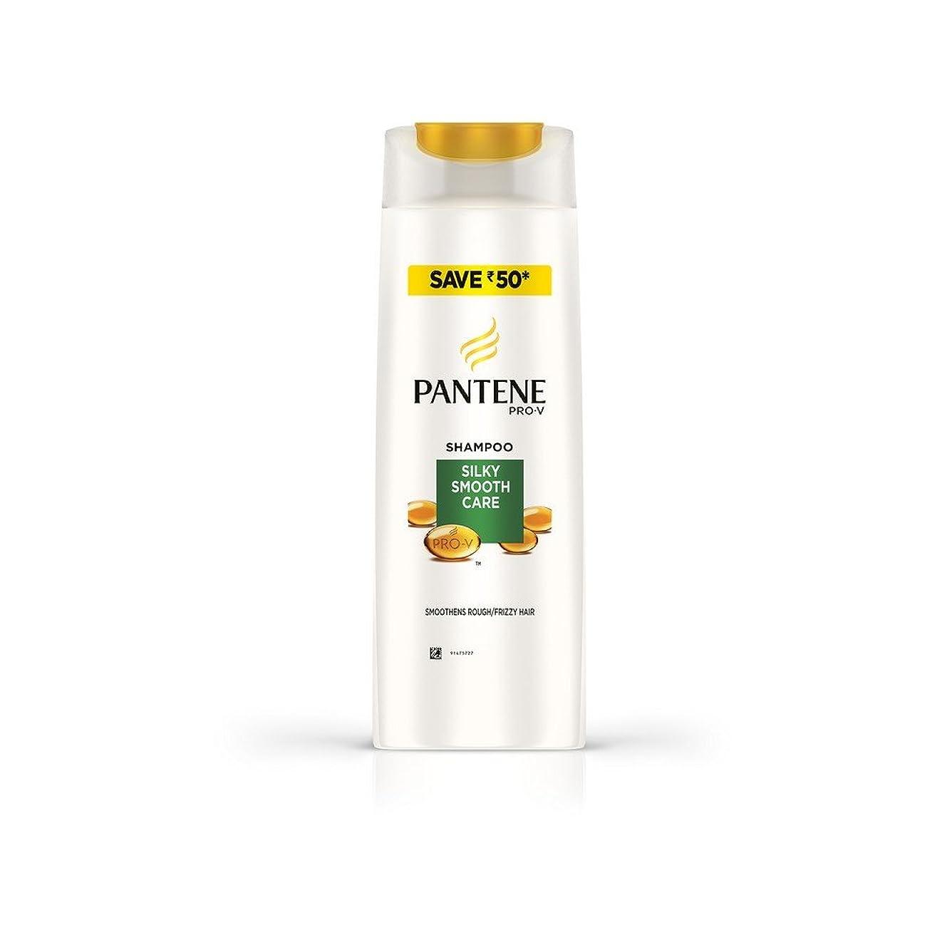 上回る安全な付録PANTENE SILKY SMOOTH CARE SHAMPOO 340 ml (PANTENE SILKYスムースケアシャンプー340 ml)