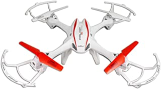 UDI U842 2.4Ghz 4 Channel 6 Axis Big UFO with HD Camera and Protection - White