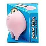 SUCK UK Greedy Pig - Hucha, diseño de Cerdo