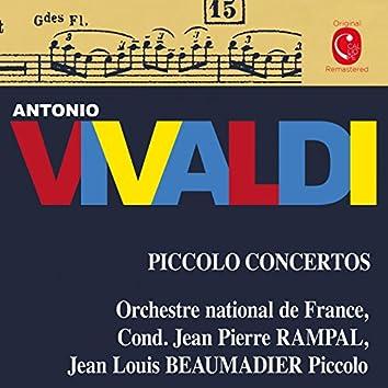 Vivaldi: Recorder Concertos, RV 443 - 445 - Telemann: 12 Fantasias for Violin Without Bass, TWV 40:14-25