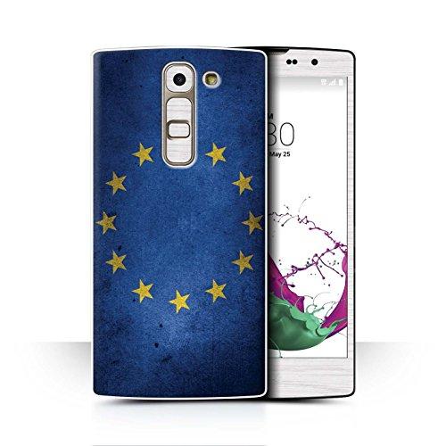 Stuff4® Hülle/Case für LG G4c/H525N / EU Flagge Muster/Großbritannien/Britischer Stolz Kollektion