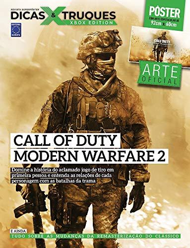 Superpôster Dicas e Truques Xbox Edition - Call Of Duty: Modern Warfare 2