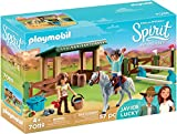 Playmobil - Riding Arena with Lucky and Javier - 70119