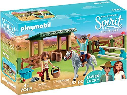 Playmobil Spirit Riding Free Pista de Equitación