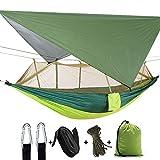 Camping Tree Hammock Heavy Duty Waterproof Lightweight Two...
