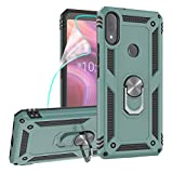 ZingCon Compatible for Alcatel 3V 2019 Phone Case,[HD