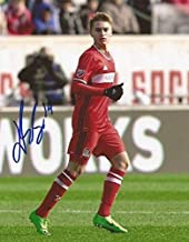 Djordje Mihailovic signed Chicago Fire MLS Soccer 8x10 photo autographed 2 - Autographed Soccer Photos