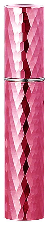 開拓者小間病気だと思う22103 メタルアトマイザーダイヤカット ピンク