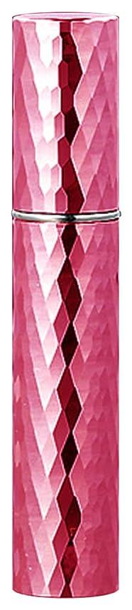 息苦しいサイクル銀22103 メタルアトマイザーダイヤカット ピンク