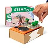 Tech Will Save Us Synth Kit | Educational Electronic Science Technology Music STEM Toy, Gift for Music Lovers, Adults and Kids Ages 13 and up