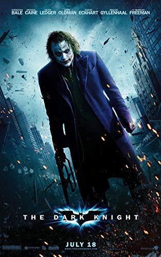 Tainsi Batman – The Dark Knight: Joker con pistola (2008), 28 x 43 cm