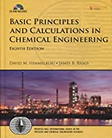 Basic Principles and Calculations in Chemical Engineering (8th Edition) (International Series in the Physical and Chemical Engineering Sciences)