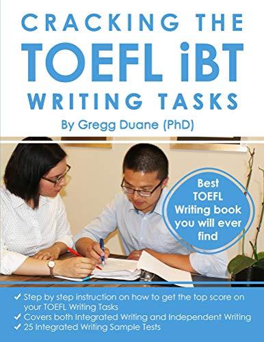 Cracking TOEFL iBT Writing Tasks (English Edition)