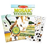 Melissa & Doug Mosaic Sticker Pad - Safari Animals