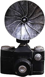 SUPVOX Modelo de la cámara fotográfica de la Vendimia Escultura cámara Ornamento Regalo de la decoración rústica Mesa