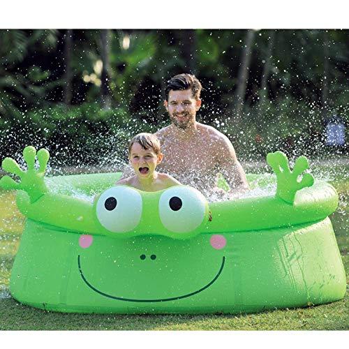 Opblaasbaar zwembad Water Speelspray In de zomer Waterpark Zwemcentrum Familie Zwembad Ballenbad Buitenspeelgoed voor kinderen Volwassenen