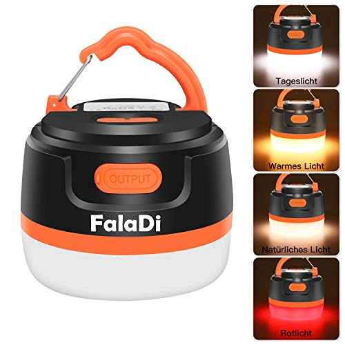 faladi -  LED Camping Laterne