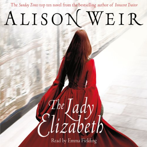 The Lady Elizabeth audiobook cover art