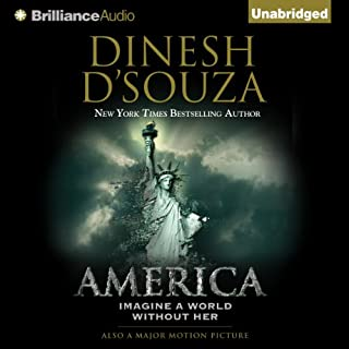 America audiobook cover art