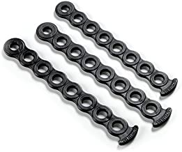 Yakima 8-Hole Replacement Chain Straps, Bag of 3 by Yakima