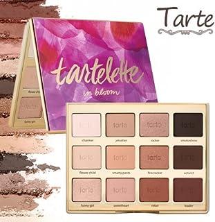 タルトTarte Tartelette in bloom clay eyeshadow palette アイシャドウ パレット 12色 【並行輸入品】