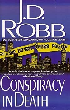 Hardcover Conspiracy in Death Book