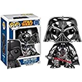 Star Wars - Pop Vinyl, Darth Vader Chrome Limited Edition (Funko FUN6827)