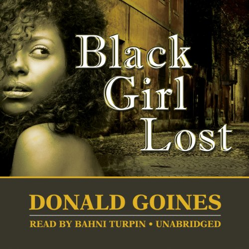 Black Girl Lost audiobook cover art