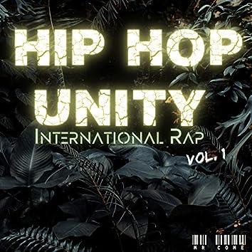 HIPHOP UNITY INTERNATIONAL RAP VOL 1