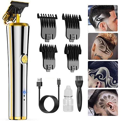 Pro T Outliner Hair Clippers Trimmer, Oudekay Electric Cordless Pro Li...
