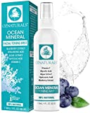 OZNaturals Facial Toner- This Natural Skin Toner Contains Vitamin C, Glycolic Acid & Witch Hazel - Anti Aging Vitamin C Toner