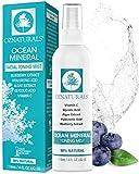 OZNaturals Facial Toner- This Natural Skin Toner Contains Vitamin C, Glycolic Acid & Witch Hazel - Anti Aging Vitamin C Toner