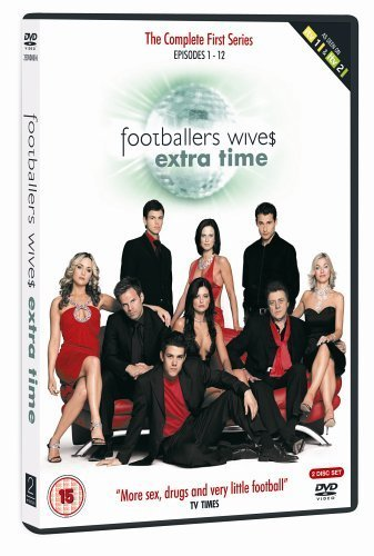 Footballers Wives Extra Time [2 DVDs] [UK Import]