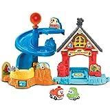 Vtech 80-524004 Feuerwache TUT-Hausen Babyspielzeug, Babyfahrzeug, Spielzeugauto, Cory Flitzer,...