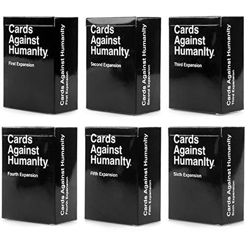 Cards Against Нumanity C A H Original Expansion Packs Set Bundle All 16