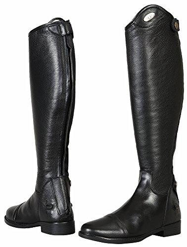 TuffRider Belmont Dress Boots Ladies Black 7 LD