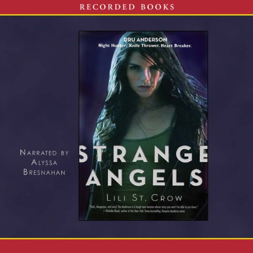 Couverture de Strange Angels