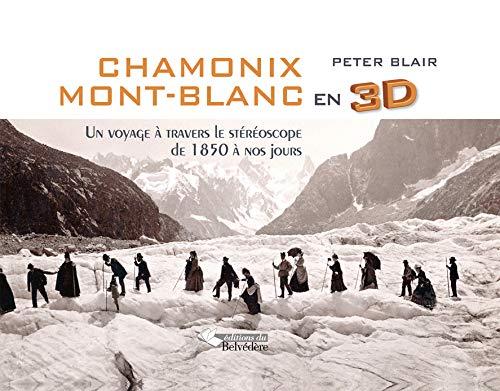 Chamonix Mont Blanc en 3D
