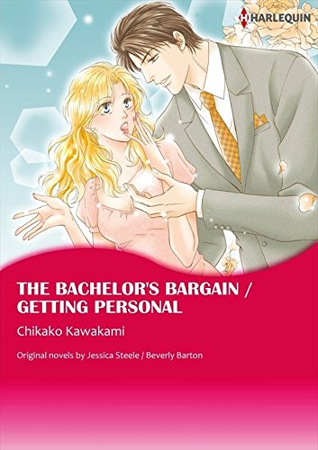 The Bachelor's Bargain / Getting Personal: Harlequin comics (English Edition)