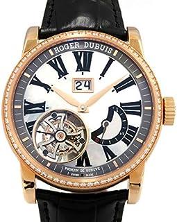 ロジェ・デュブイ ROGER DUBUIS オマ-ジュ フライングトゥ-ルビヨン ラ-ジデイト RDDBHO0561 新品 腕時計 メンズ (W163333) [並行輸入品]