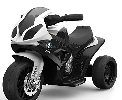 RIRICAR BMW S 1000 RR Triciclo eléctrico, Motocicleta con batería, 3 Ruedas,...